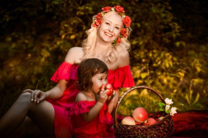 Семейная фотосъемка Краснодар, Славянск-на-Кубани. Фотограф Марина Ерошина